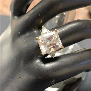 Jewelry - Princess cut 3 Stones Ring